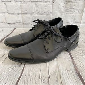 Calvin Klein Bram Lace Up Oxford Dress Shoes